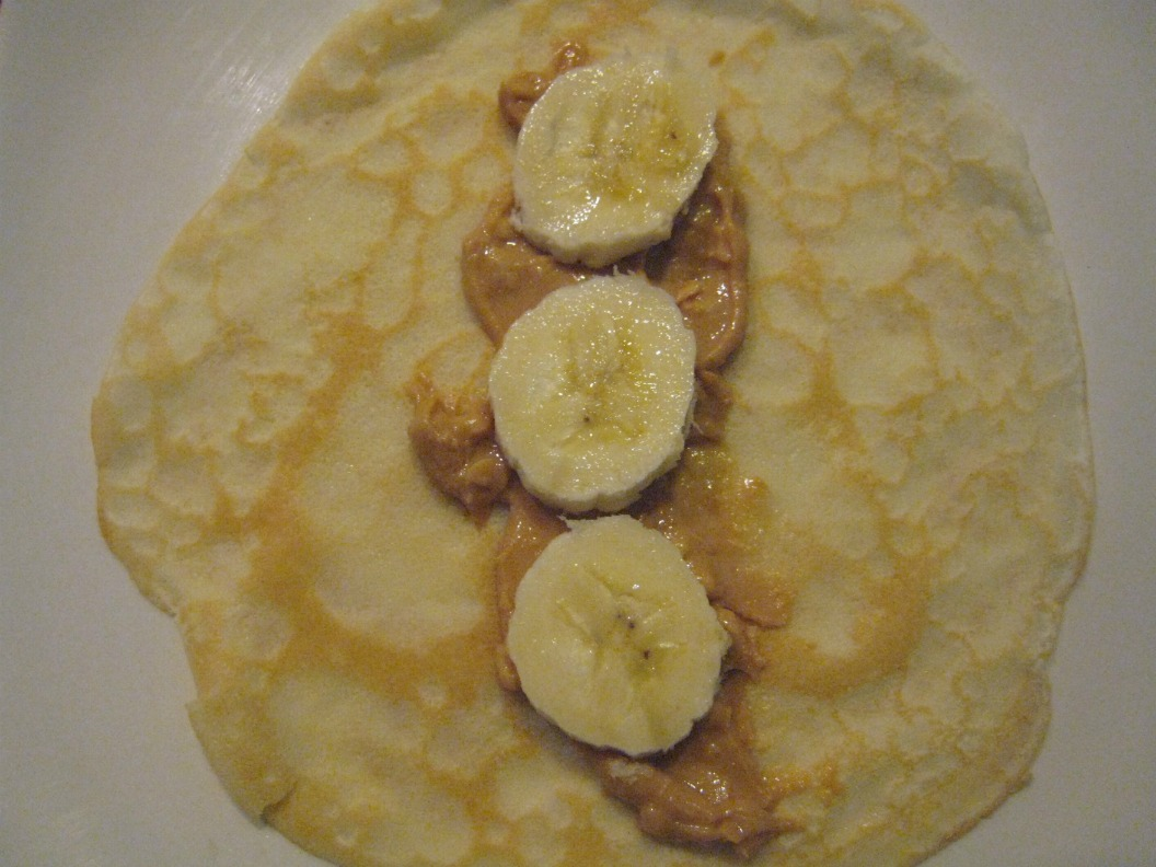 Crepes with Peach Compote (or anything else)   Trust in Kim (she will ...