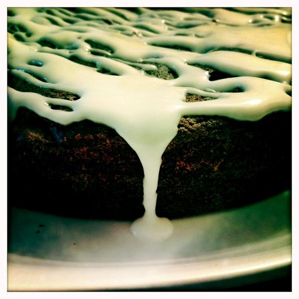 Chocolate Cherry Rum Cake | Trust in Kim (she will guide thee)