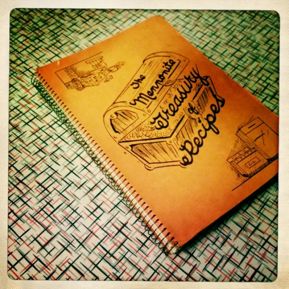 Mennonite Treasury of Recipes -Trust in Kim