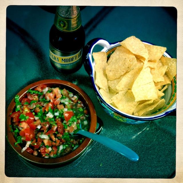 salsa fresca - trust in kim