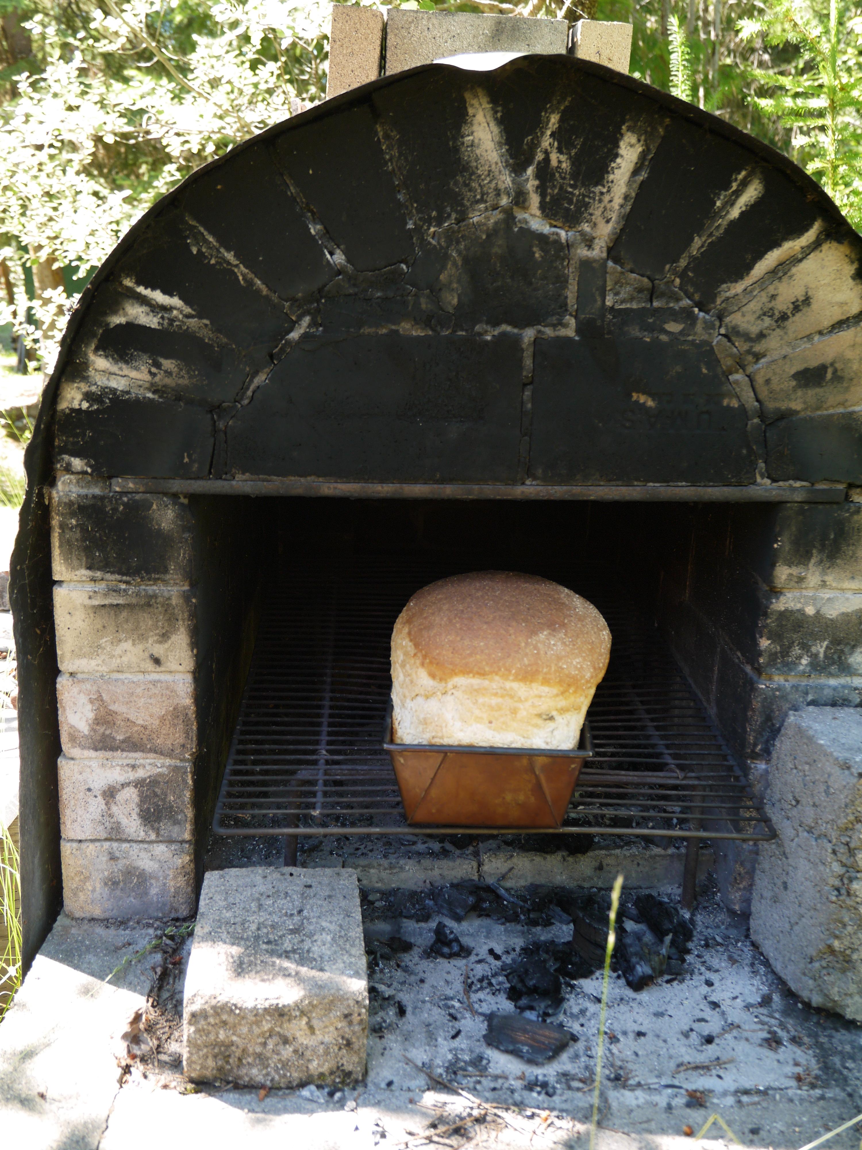 brinck oven bread - trust in Kim