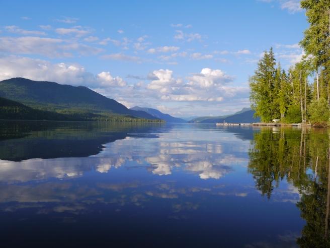 Mahood Lake - trust in kim