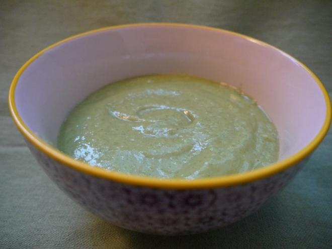 guacamolata avocado sauce - trust in kim