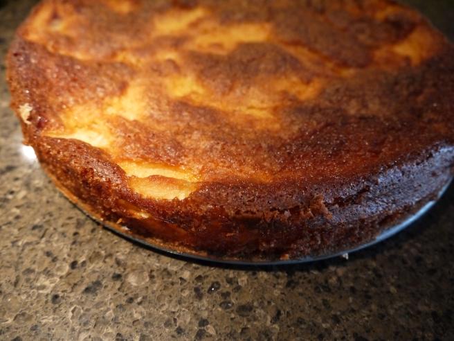 bolzano apple cake - trust in kim