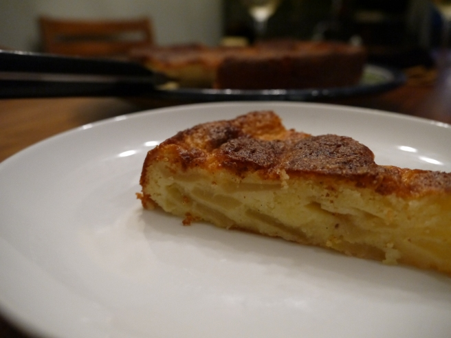 Bolzano Apple Cake - trust in kim
