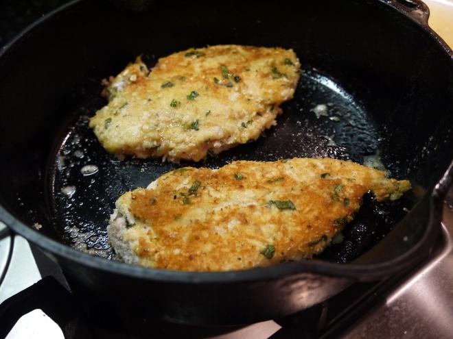 Lemon Chicken Scallopini - trust in kim