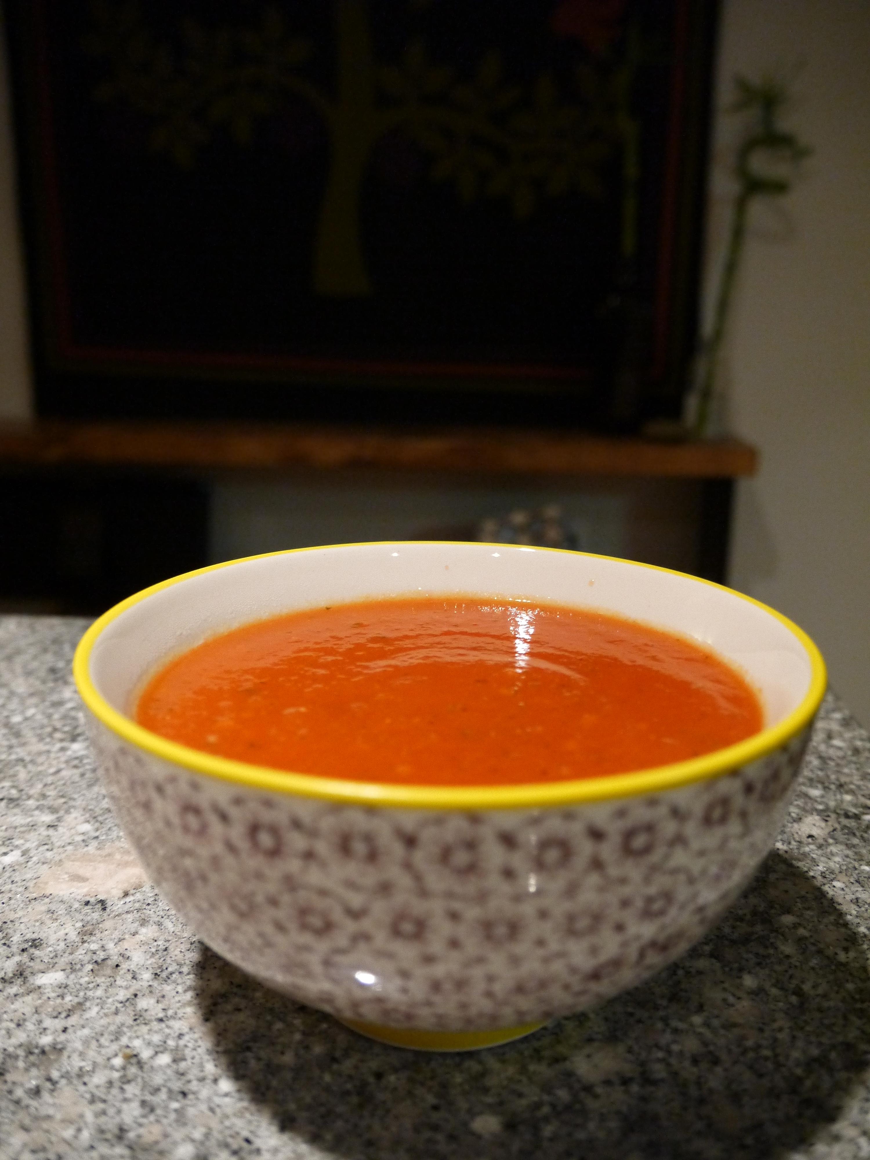 tomato soup - trust in kim