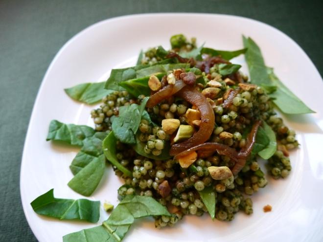 green couscous - trust in kim