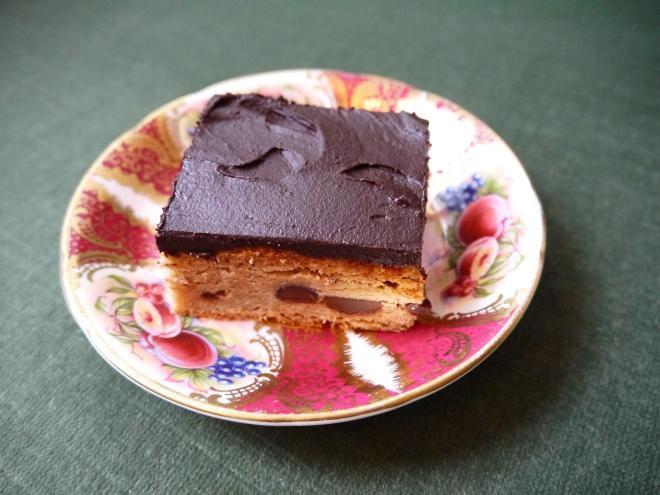 peanut butter brownie - trust in kim