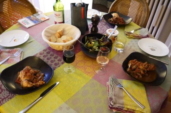 rabbit stew - trust in kim