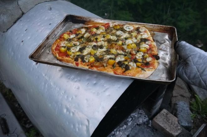 pizza - trust in kim