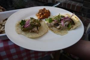 x'nipek on tacos - trust in kim