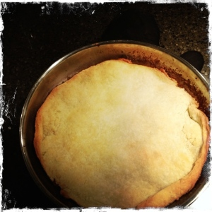 upside down tarte tatin  -trust in kim