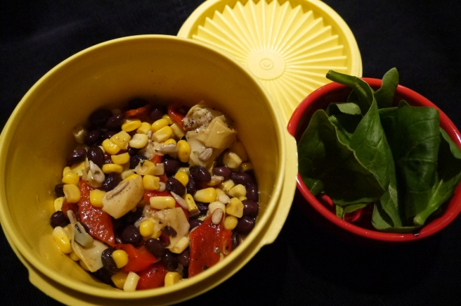 canned vegetable salad - trust in kim