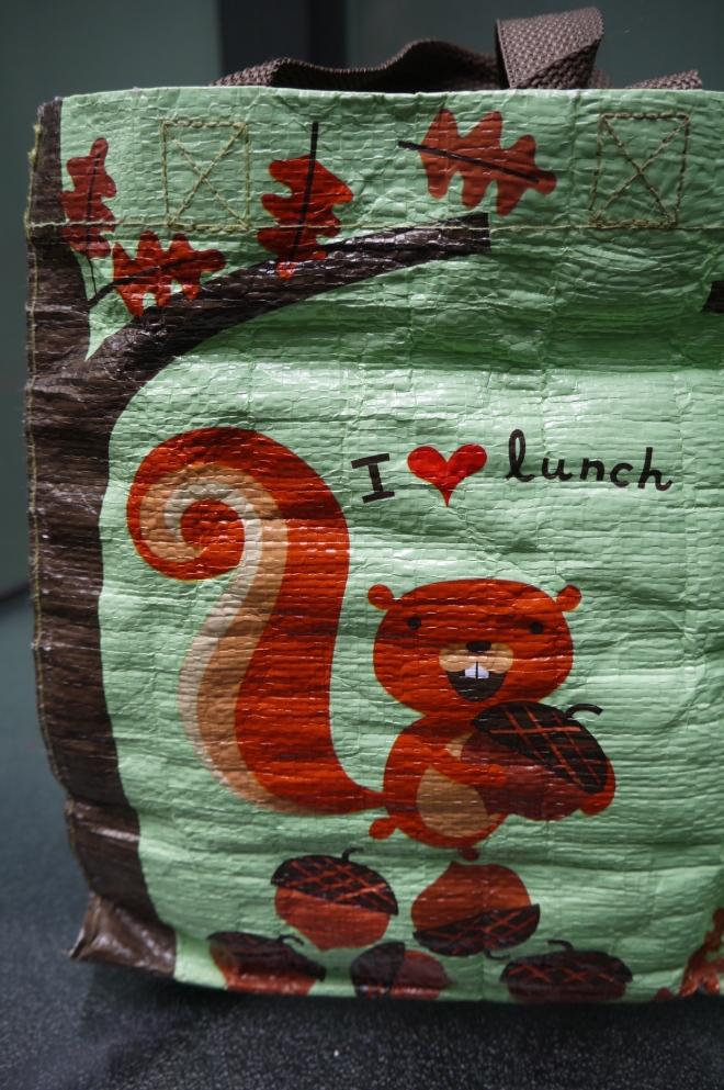 lunchbag - trust in kim