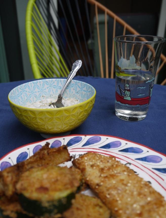 homemade tartar sauce - trust in kim