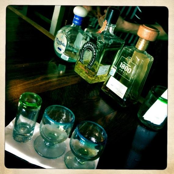 tequila sampling - trust in kim