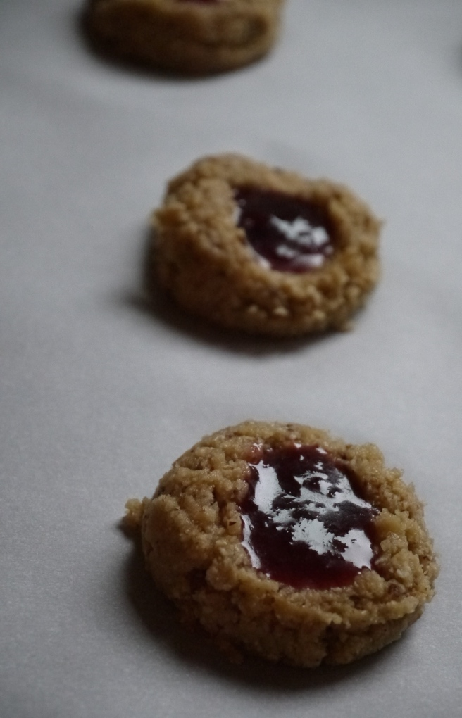 Thumbprint cookies -trust in kim