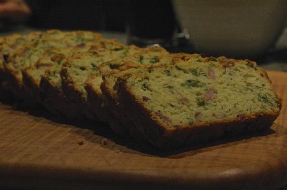 savoury italian cake - trust in kim