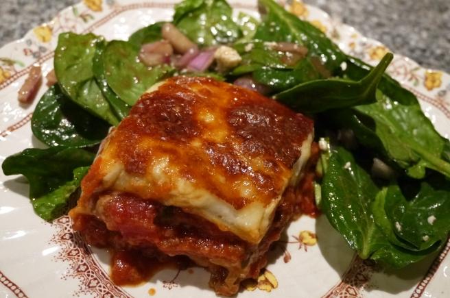 lasagna - trust in kim