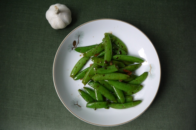 Sugar Snap Peas - trust in kim
