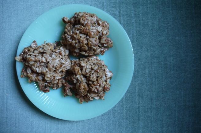 chewy oat cookies -trust in kim