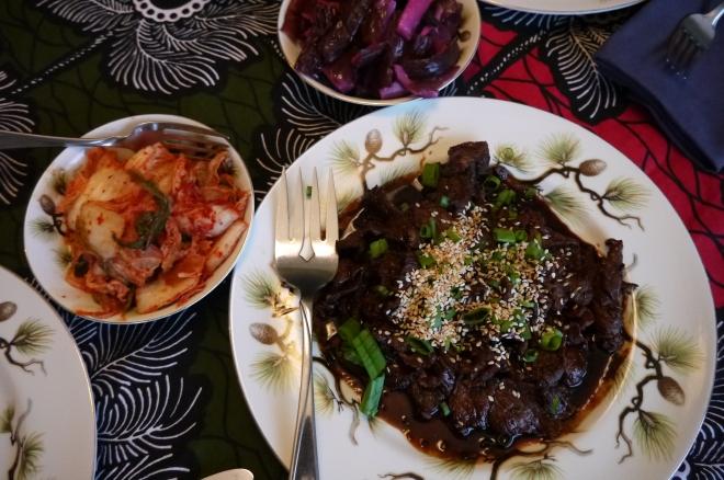 Korean Beef Bulgogi - trustinkim