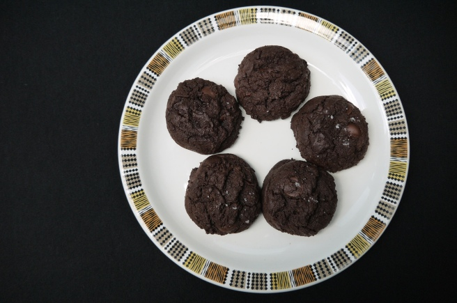 brownie cookies - trustinkim