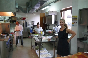 The Kitchen at Borgo san Rocco - trustinkim