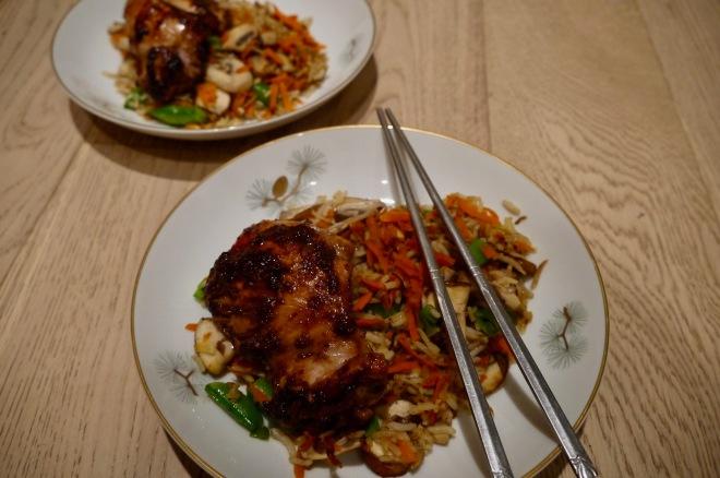 chicken teriyaki - trustinkim