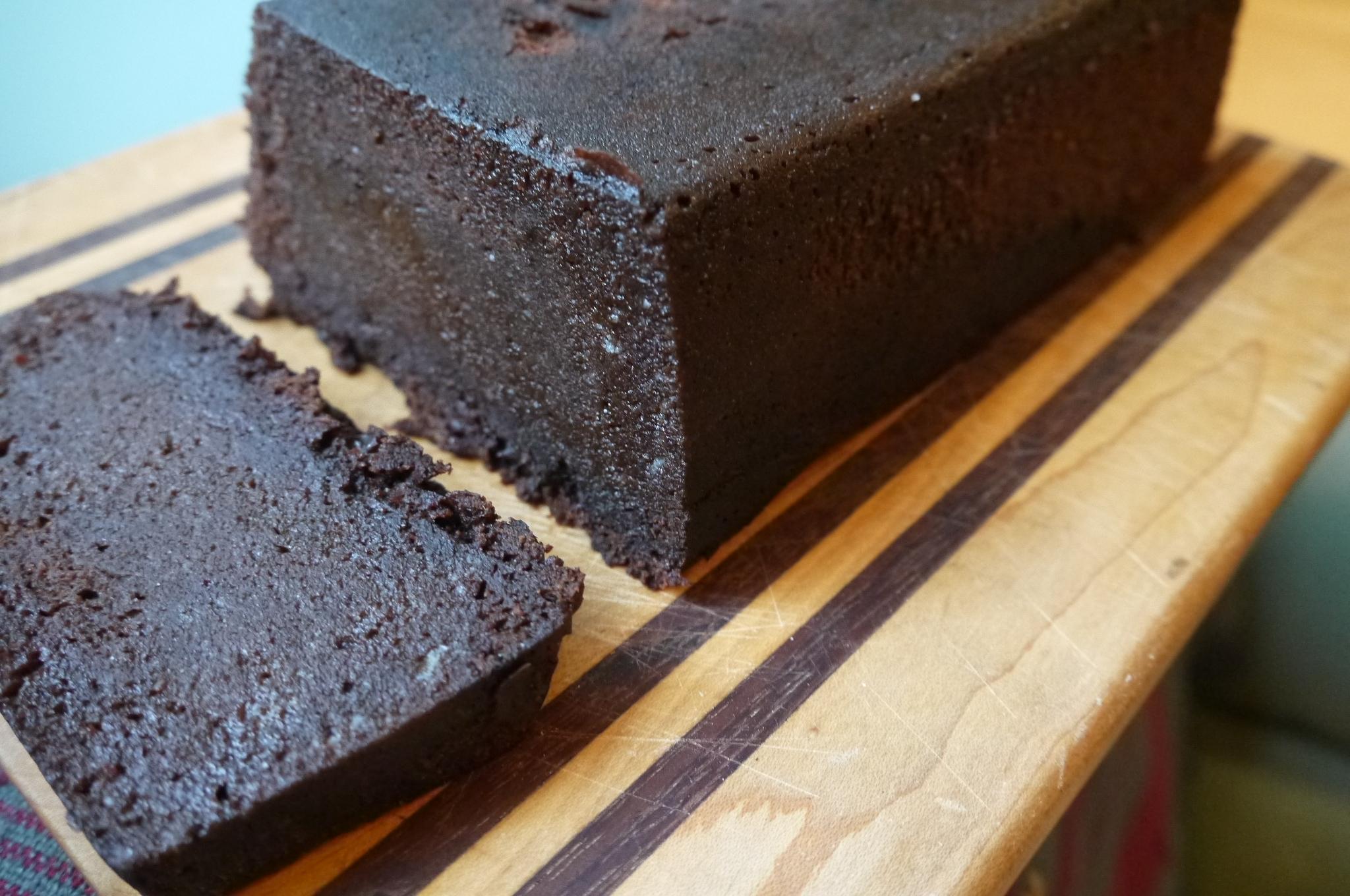 rum soaked chocolate cake - trustinkim