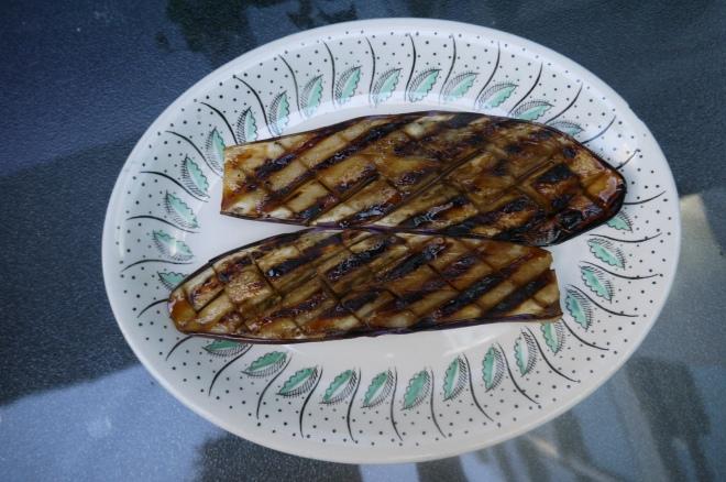 Japanese Roasted Eggplant - trustinkim