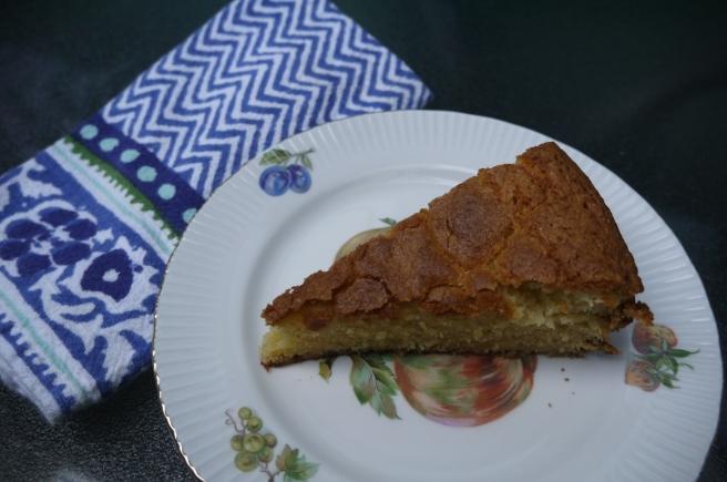 Almond Cake - trustinkim