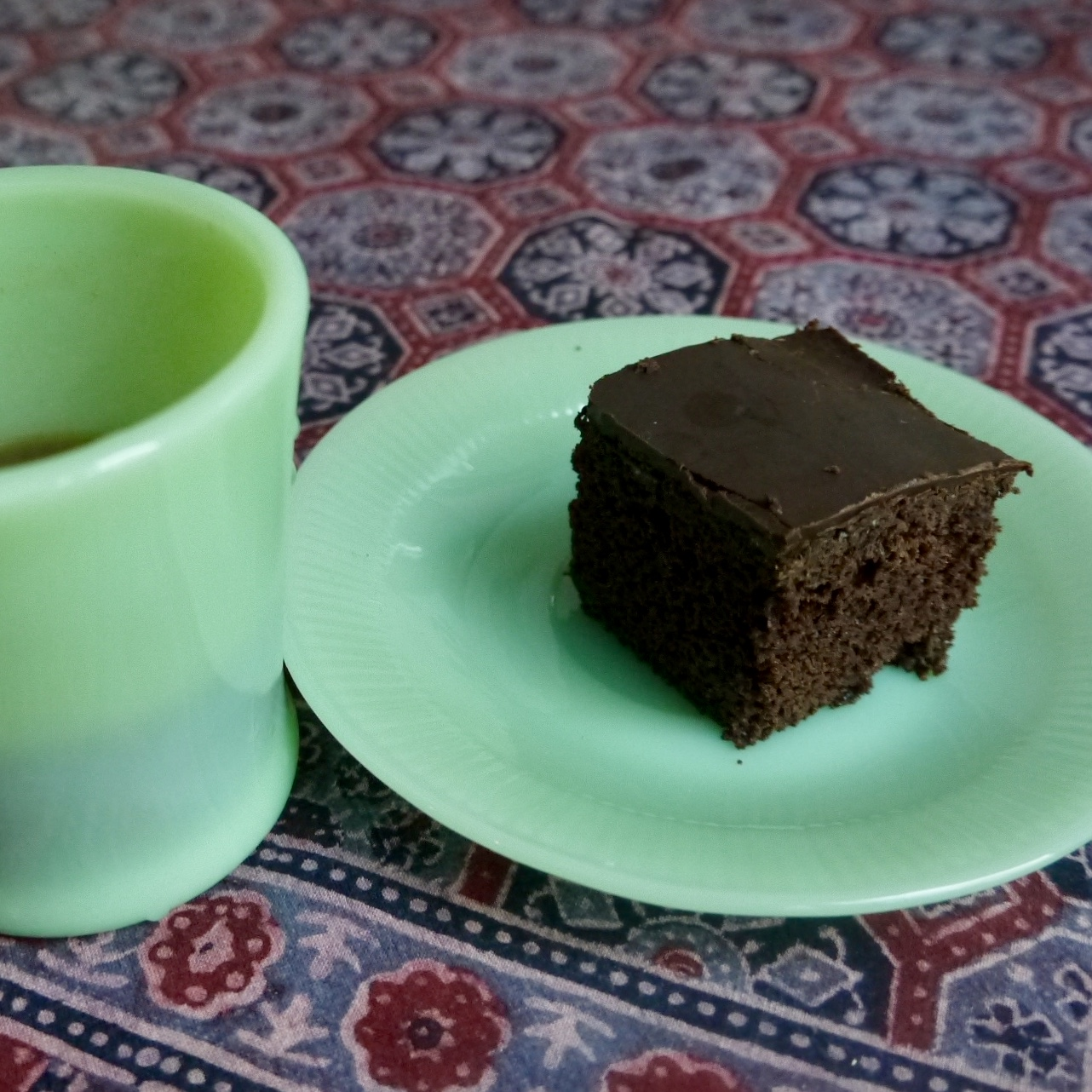 Fudge Brownies (Rebar\'s recipe) | Trust in Kim (she will guide thee)