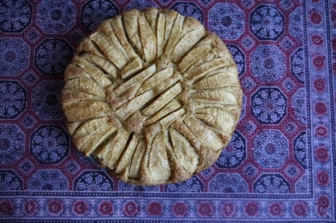 apple cake - trustinkim