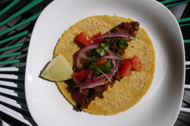 slow-cooked beef taco - trustinkim