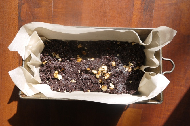 date nut brownie - trustinkim