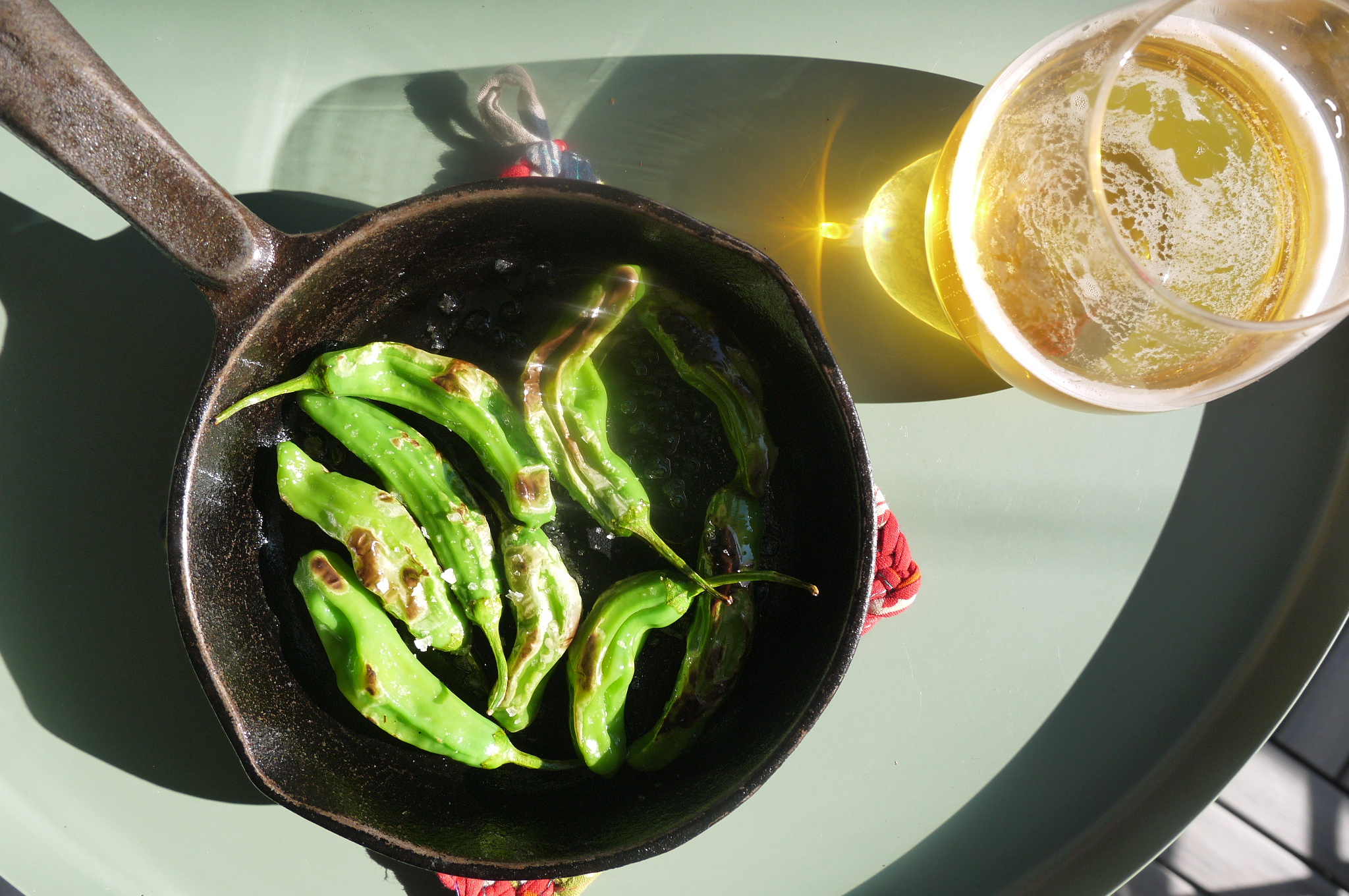 shishito peppers - trustinkim.com