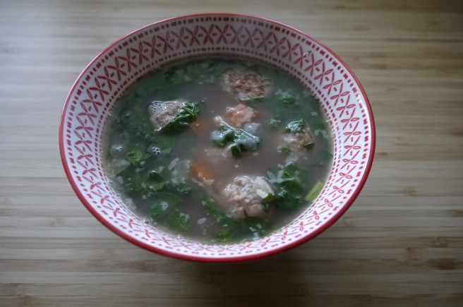 Italian Wedding Soup - trustinkim.com